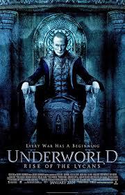 underworld film full underworld rise of the lycans 2009 terror horror movies