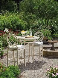 Garden Bistro Table Garden Bistro Table Home Brands