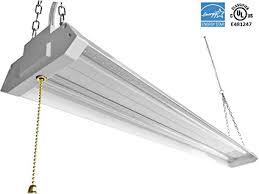 Led Shop Ceiling Lights by Westdeer Utility Led Shop Light 4ft 42 Watt 4500 Lumen 5000k