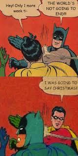 Batman And Robin Slap Meme - image 465222 my parents are dead batman slapping robin know