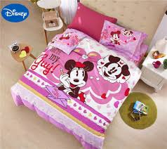 online get cheap disney girls bedding aliexpress com alibaba group