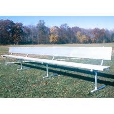 Portable Sports Bench Soccer Benches Treenovation