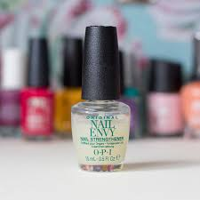 nail care favourites opi nail envy base coat the nailasaurus
