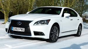 lexus commercial lexus ls review top gear