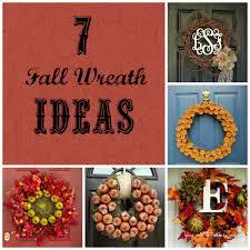 7 diy fall wreath ideas detroit mommies detroit mommies