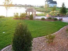 backyard with fire pit landscaping ideas lakefront landscaping ideas minnetonka mn garden pinterest