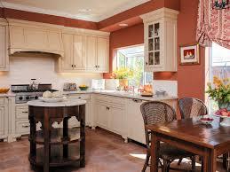 orange kitchen cabinets kitchen mediterranean with ceiling lights