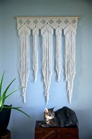 38 best macrame and woven wall hangings images on pinterest