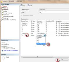 table partitioning in sql server partitioning archiving tables in sql server part 1 the basics