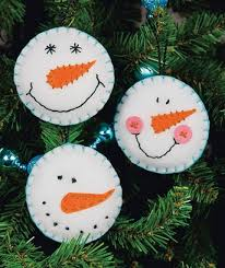 Themed Christmas Tree Decorating Kits by 618 Best Christmas Tree Decorations Felt Images On Pinterest