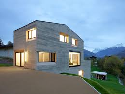 modern architecture homes pretty concrete home designs on concrete block homes plans house