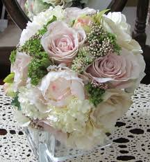 silk bridal bouquets 19 gorgeous silk bridal bouquets the overwhelmed