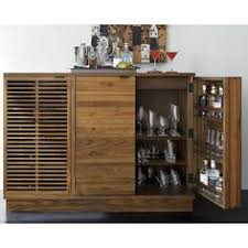 Crate And Barrel Bar Cabinet Ludlow Trunk Bar Cabinet My Home And Garden Pinterest Bar