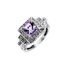 amethyst engagement rings new gallery of amethyst engagement rings ring ideas