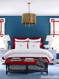 Red White Bedroom Red White And Blue Bedroom Home Design