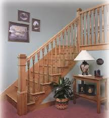 Wooden Stair Banisters Wood Stair Balusters Stair Part Sales
