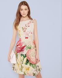 Wedding Dresses For Guests Uk Floral Wedding Guest For Summer Celebrations