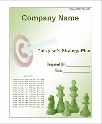 sample strategic plan template 12 free documents in pdf word