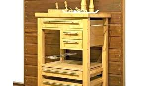 cuisine bois ikea desserte de cuisine en bois e roulettes desserte cuisine en bois