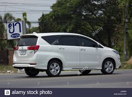 innova 2017 chiang mai thailand april 24 2017 new toyota innova crysta