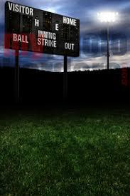 Digital Backgrounds Digital Sports Background Hometown Baseball Ii Panoramic