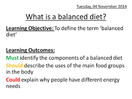 what is a balanced diet by amberprice teaching resources tes
