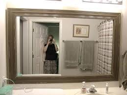 Reclaimed Wood Bathroom Mirror Reclaimed Wood Bathroom Mirror Engem Me