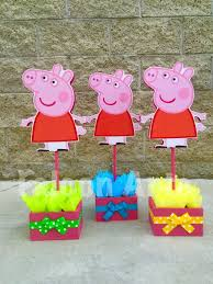 peppa pig decorations 29 best cumpleaños peppa pig decoracion images on