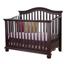 Dark Brown Changing Table by Baby Cribs Affordable Nursery Furniture Sets 4 In 1 Crib