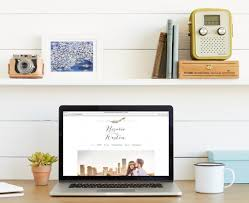 free wedding websites with get a free wedding website with minted secret wedding