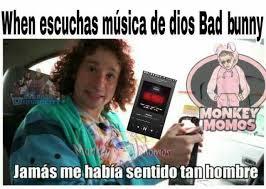 Musica Meme - dopl3r com memes when escuchas musica de dios bad burnv monkey