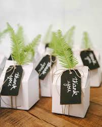 party favors wedding 50 creative wedding favors that will delight your guests martha
