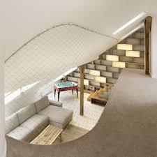 modern loft interior design softness smoothness style concept