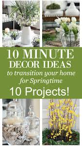 Spring Decorating Ideas Pinterest by 27 Best Seasons Spring Images On Pinterest Flower