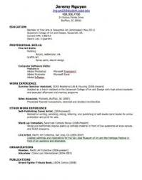 Making The Best Resume by Resume Template 8 Best Format Usa Verification Letters Pdf