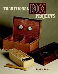 traditional box projects amazon co uk strother purdy