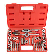 tools what is a tap and die set and how do i use them motor