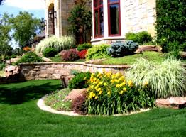 house front garden ideas best corner lot landscaping images on