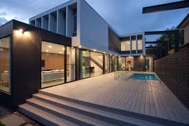 Awesome American Modern Home Design Tremendous Modern House Design - New brick home designs