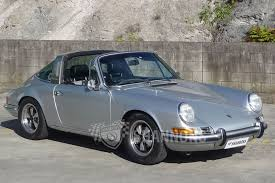 sold porsche 911 2 7 u0027targa u0027 coupe auctions lot 4 shannons