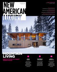 Agape All American Roofing by New American Luxury Issue 1 By Molly Soat Issuu