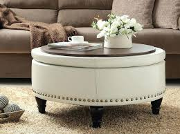 Ottomans With Trays Ottoman With Trays Etechconsulting Co
