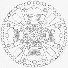 free printable mandala coloring pages fablesfromthefriends