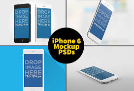 55 free apple iphone 6 mockup psd templates graphiceat