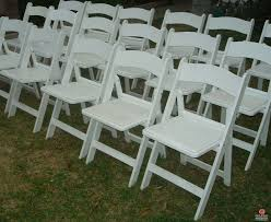white wedding chairs sillas de madera plegables para eventos buscar con