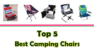 Gci Outdoor Pico Arm Chair Top 5 Best Camping Chair Best Camping Chair 2017 Youtube