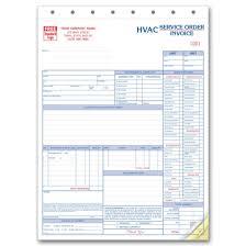 Hvac Estimate Template by Service Repair Forms Order Estimate Repair Forms Invoices