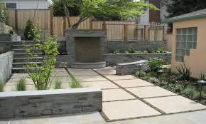 Photos Of Concrete Patios by Inspiration For A 1950s Patio Fountain Remodel In Los Angeles With