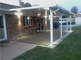 Building An Awning Over A Patio A Screen Porch Kit Is A Great Way To Make A Porch Enclosure