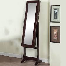 Jewelry Mirror Armoire Furniture Give Your Jewelry Collection A Storage Solution With
